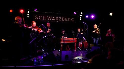 Isabelle Georges und das Sirba Octet im Schwarzberg