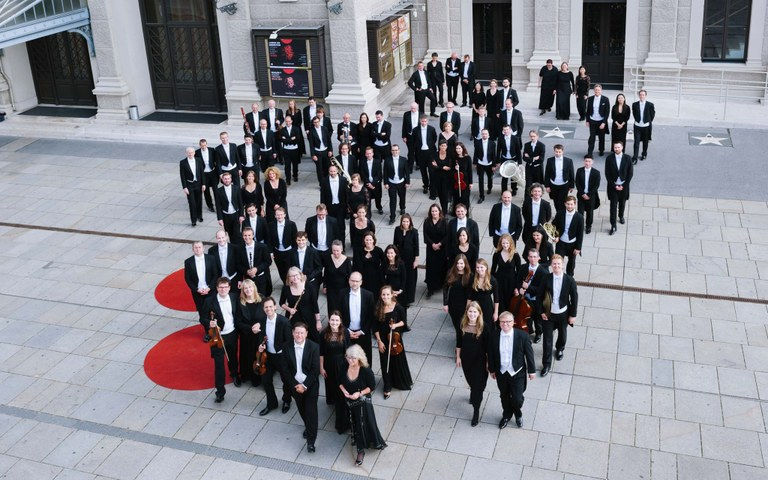 Hier finden Sie alle Veranstaltungen und Konzerte des Tonkünstler-Orchesters im Musikverein Wien. © Martina Siebenhandl