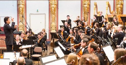 Im Musikverein Wien