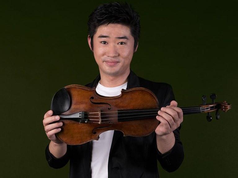 1. Violine © Nancy Horowitz