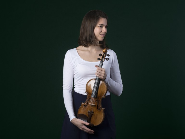 Stimmführerin 2. Violine