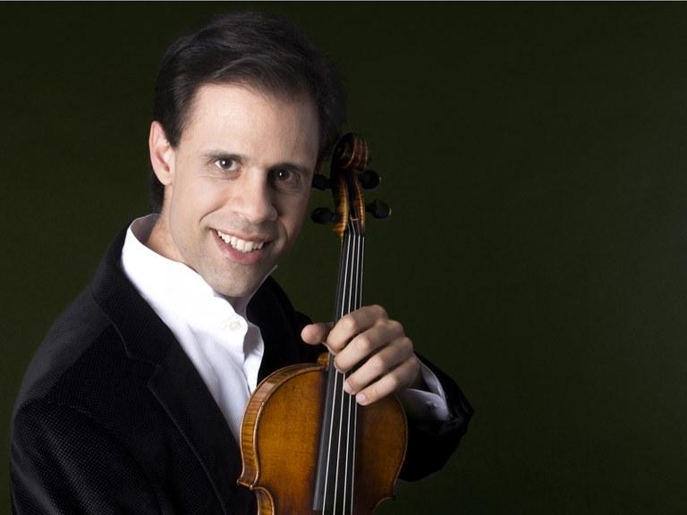 Stv. 1. Konzertmeister © Nancy Horowitz