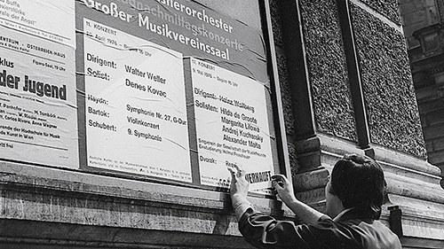 1907 konstituierte sich in Wien das Tonkünstler-Orchester, das neben dem klassischen Repertoire viel zeitgenössische Musik spielte, so die Uraufführung von Schönbergs «Gurreliedern». Die Geschichte des Orchesters war sehr wechselhaft.