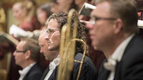 Das zweijährige Ausbildungsprogramm baut auf vier Säulen auf: Einzelunterricht, Orchesterarbeit, Kammermusik und Probespielvorbereitung. © Werner Kmetitsch