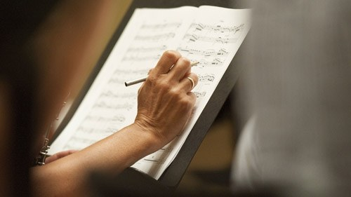 Einblicke in die Zusammenarbeit mit der MUK sowie in die Begleitmodule der Ausbildung. Vorstellung des Grafenegg Academy Orchestras des Campus Grafenegg.