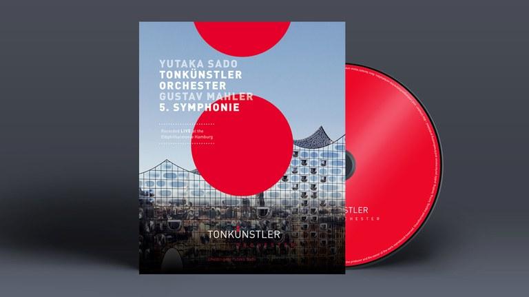 Die Aufführung der fünften Symphonie Gustav Mahlers in der Elbphilharmonie Hamburg im März 2019 ist in bester Ton-und Videoqualität auch als Blu-Ray-Disc erhältlich.