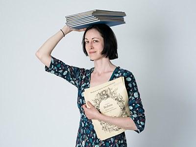 Notenbibliothek © Nancy Horowitz