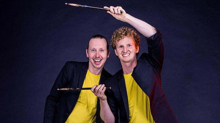 In der Saison 18-19 gehen die Tonspiele zum ersten Mal auf Tournee! Mit einem Kinderprogramm kommendie Musikerinnen und Musiker des Tonkünstler-Orchesters direkt zu ihrem jungen Publikum © Dimo Dimov