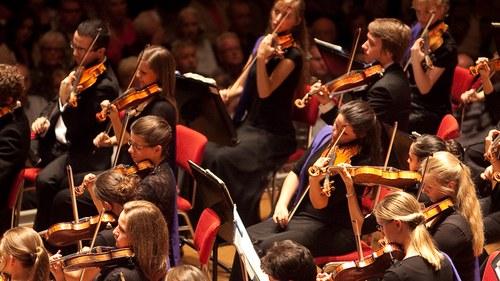 Alumni des European Union Youth Orchestra