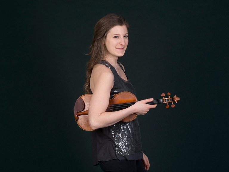 1st violin