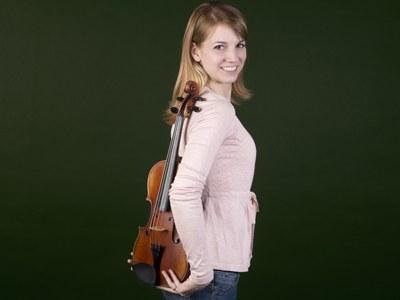 2nd violin © Nancy Horowitz