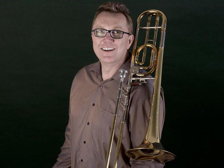 2nd/3rd trombone © Nancy Horowitz