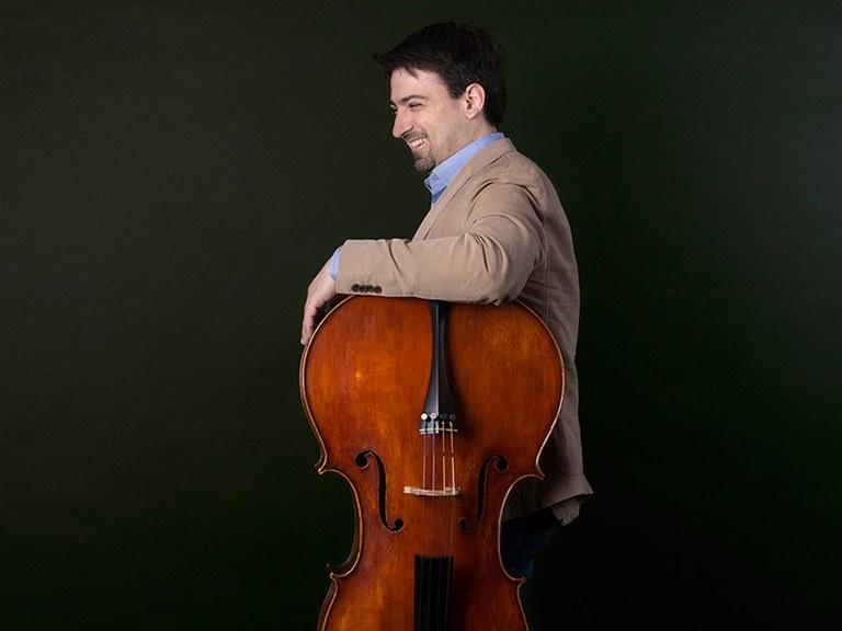 Cello © Nancy Horowitz