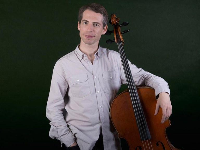 Sub-principal cello © Nancy Horowitz