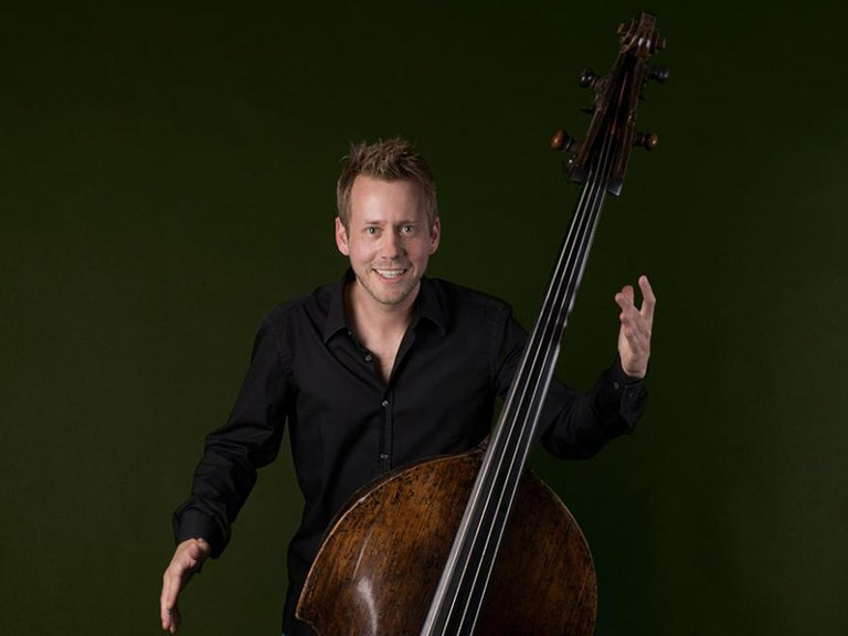 Double bass © Nancy Horowitz