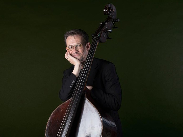 Principal double bass © Nancy Horowitz