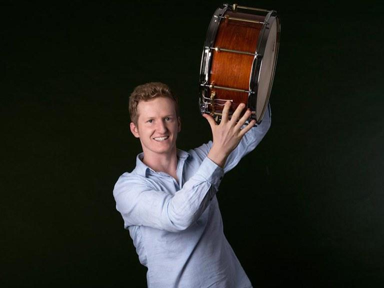 Percussion © Nancy Horowitz