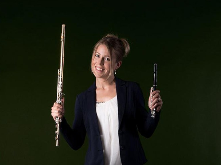 Flute © Nancy Horowitz