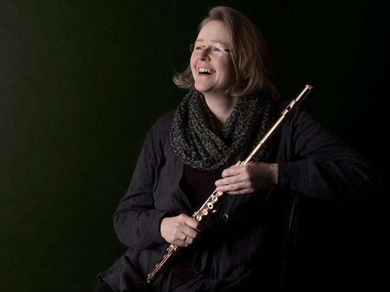 Principal flute © Nancy Horowitz