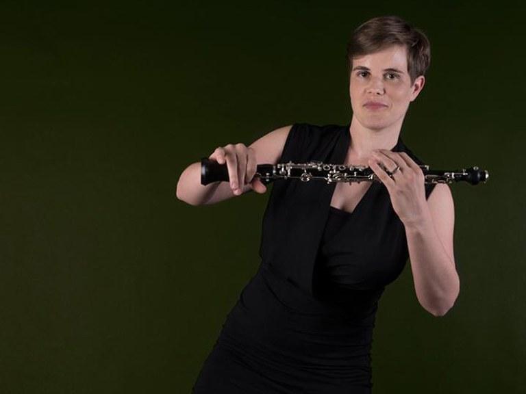 Oboe © Nancy Horowitz