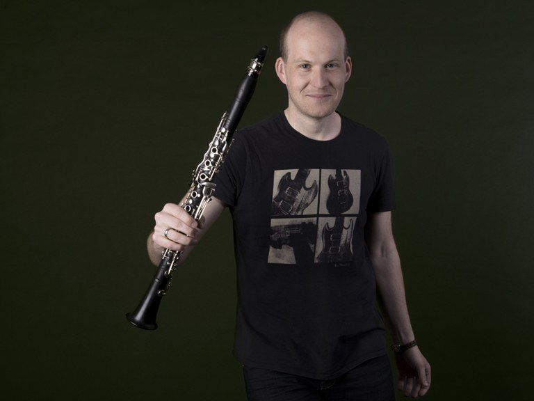 1st clarinet © Nancy Horowitz