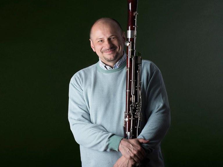 1st bassoon © Nancy Horowitz