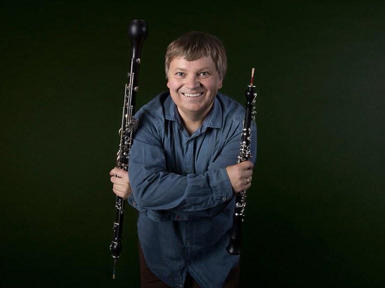 Oboe / Cor anglais © Nancy Horowitz
