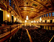 Vienna Musikverein - Goldener Saal